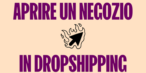 Come creare un negozio online di dropshipping in 10 passi (con video!)