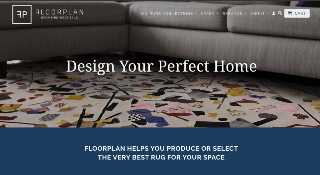 Floorplan Online Store