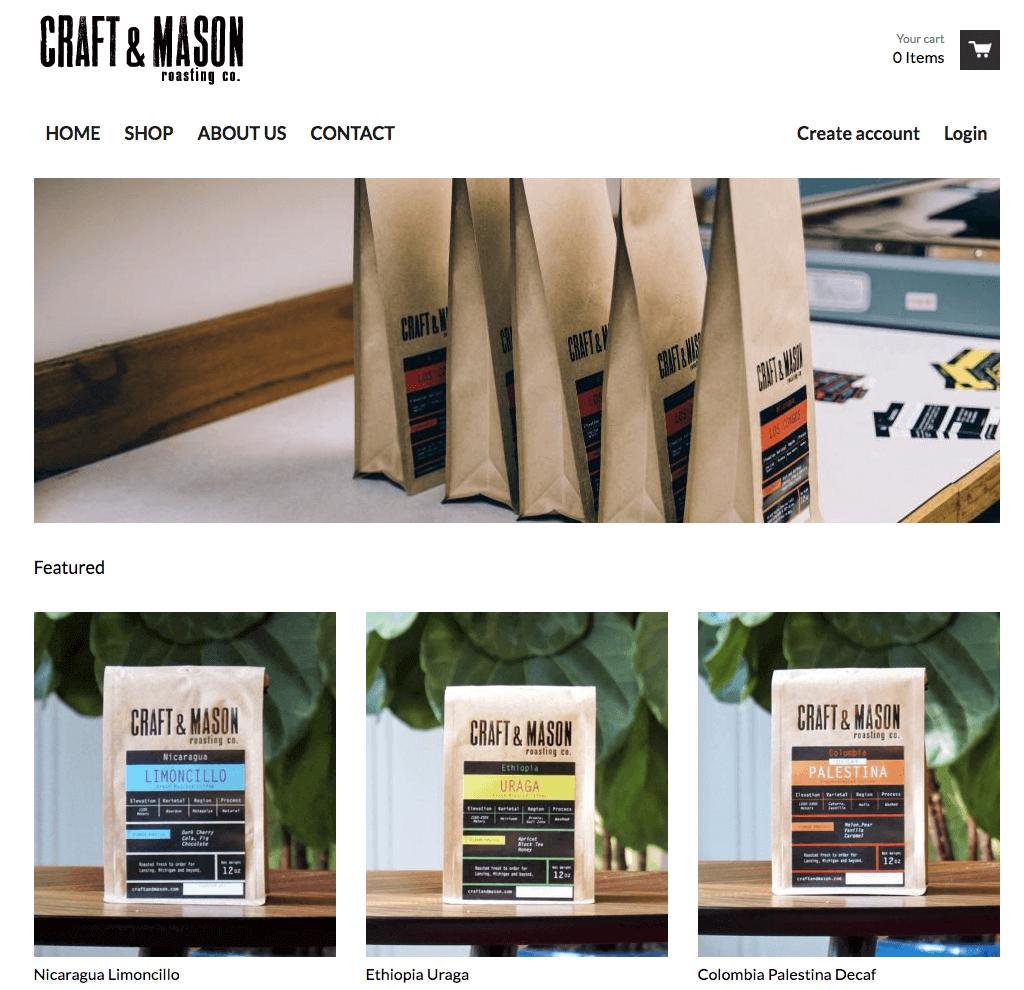 Craft and Mason