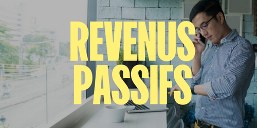 20 idées de revenus passifs pour gagner plus d'argent