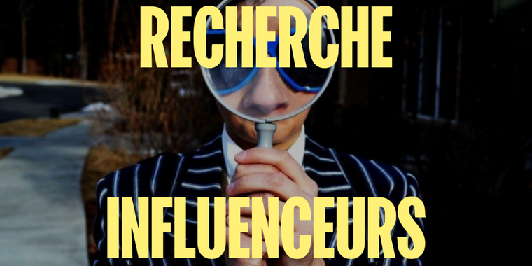 Le guide de recherche influenceurs pour votre niche