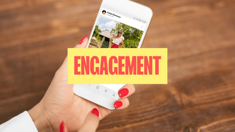 engagement facebook