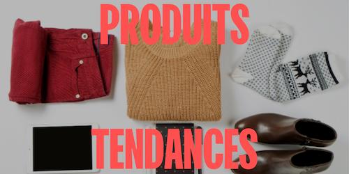 20+ produits et accessoires tendance à vendre en 2021