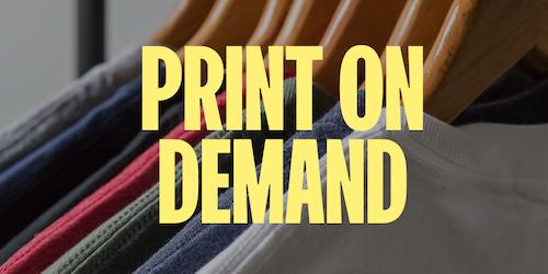 Print on demand : définition, fournisseurs et conseils