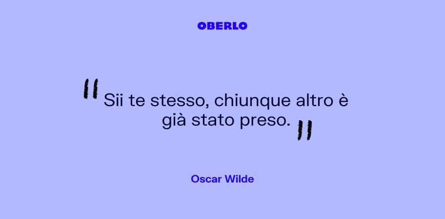personal branding oscar wilde quote