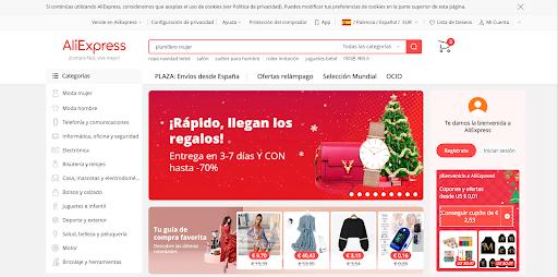 aplicaciones para comprar cosas por internet