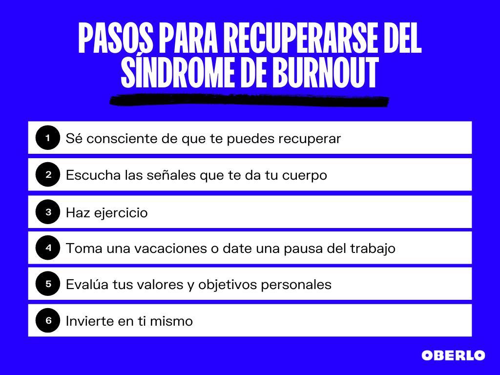 sindrome de burnout tratamiento