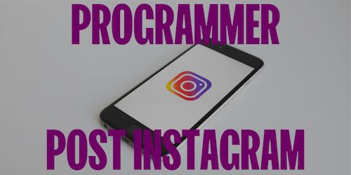 Programmer publication Instagram : outils et astuces