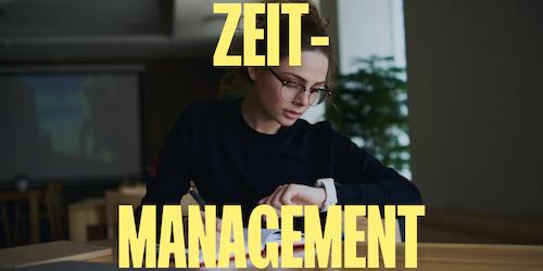 Zeitmanagement: 10 Tipps für mehr Produktivität und weniger Stress
