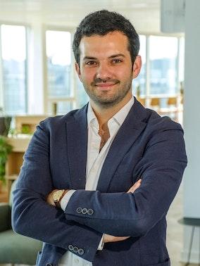 Cédric Oberto, directeur commercial et consultant Amazon