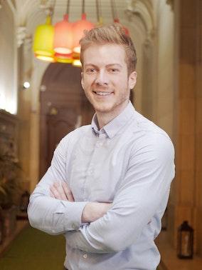 Alexandre Darrigo, communication manager at Bizon and Amazon Expert
