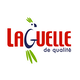 Laguelle's logo in a white circle