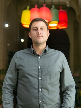 Devin Booth business developer