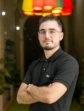 Vincent Mesquita, développeur