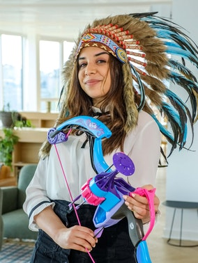 Inès Sassi, Amazon ASA and DSP Bizon Expert