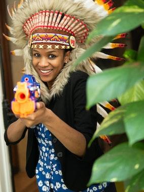 Mariam Diallo, Bizon Amazon Expert