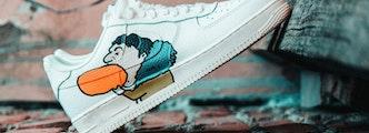 Chaussures Nike plus commercialisées sur Amazon