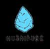Logo de la marque Nutripure que Bizon accompagne sur Amazon