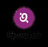 Logo de la marque Qwetch que Bizon accompagne sur Amazon