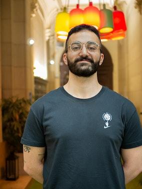 Aykun Gencoyan, responsable planification chez l'agence Amazon Bizon