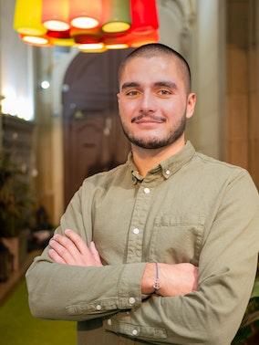 Nathan Candelier, Assistant CFO Amazon chez Bizon
