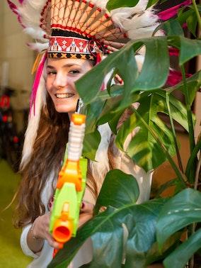 Joséphine Parmentelat, Assistante Strategic Planner chez l'agence Amazon Bizon