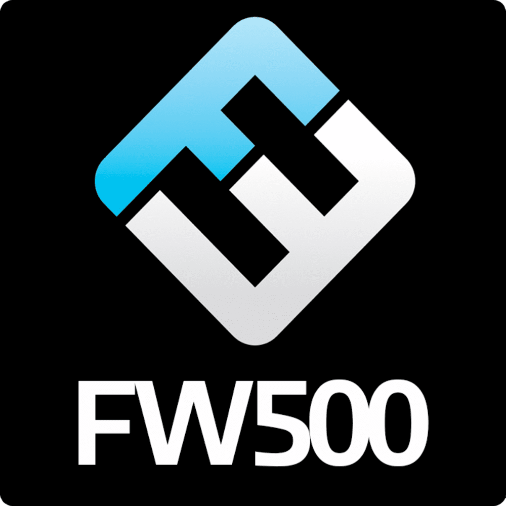 Logo of FW500 ranking