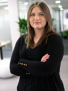Vanessa Petridis, Talent Acquisition Manager