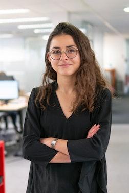 Louise Le Port, Strategic Planner Junior