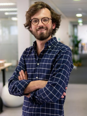 Vianney de Ribou Strategic Planner chez Bizon