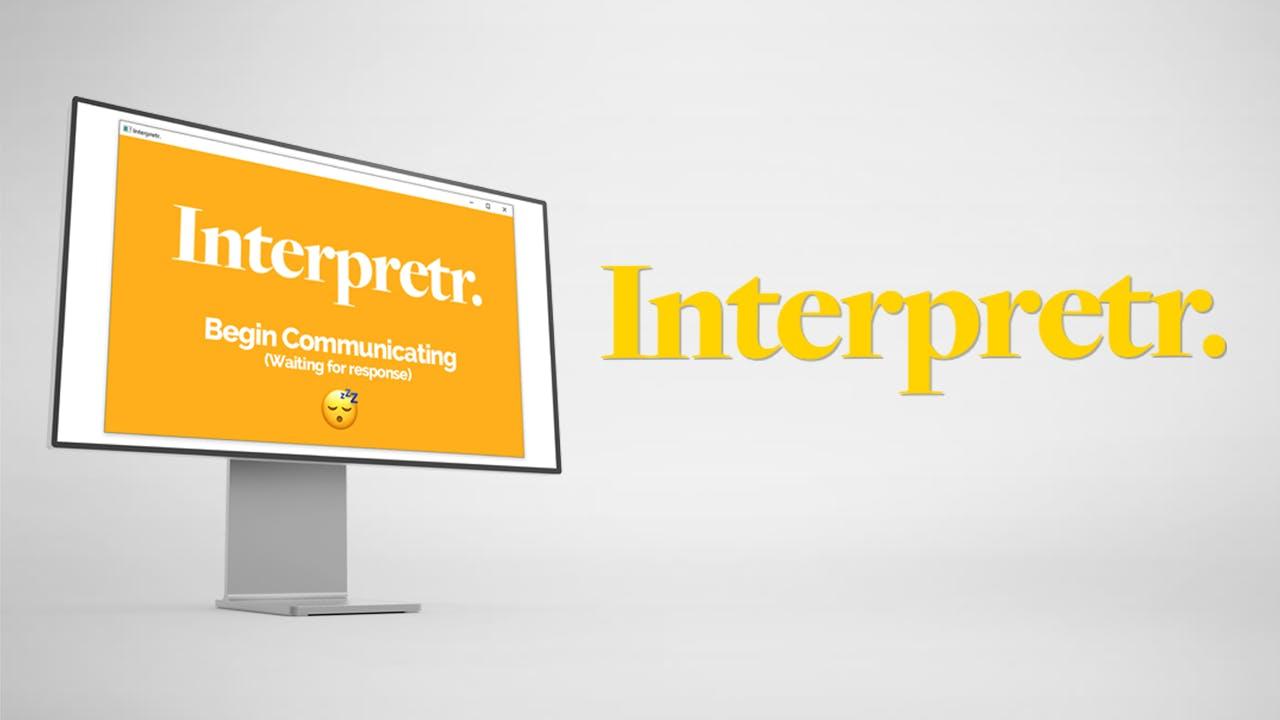 Interpretr.
