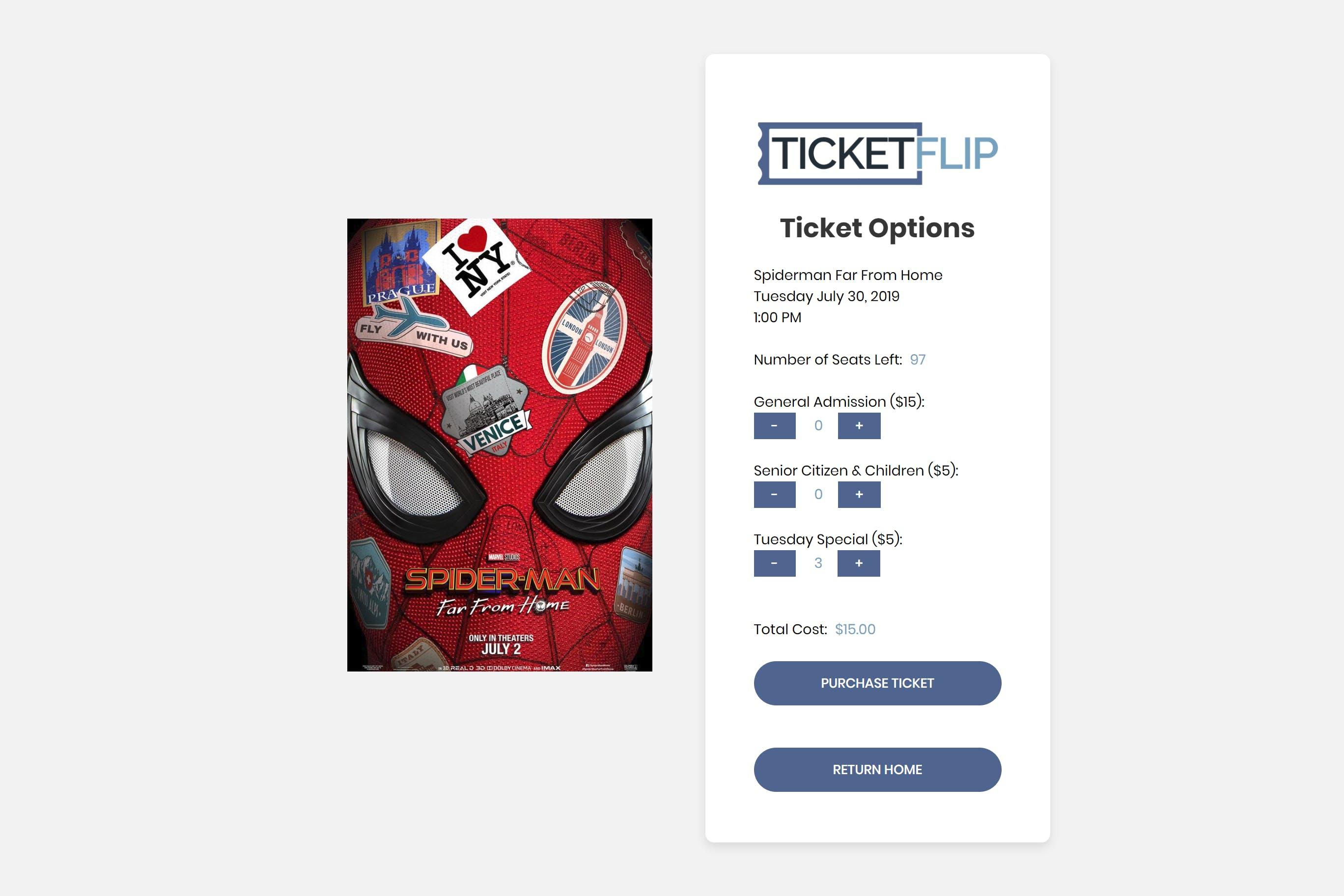 TicketFlip