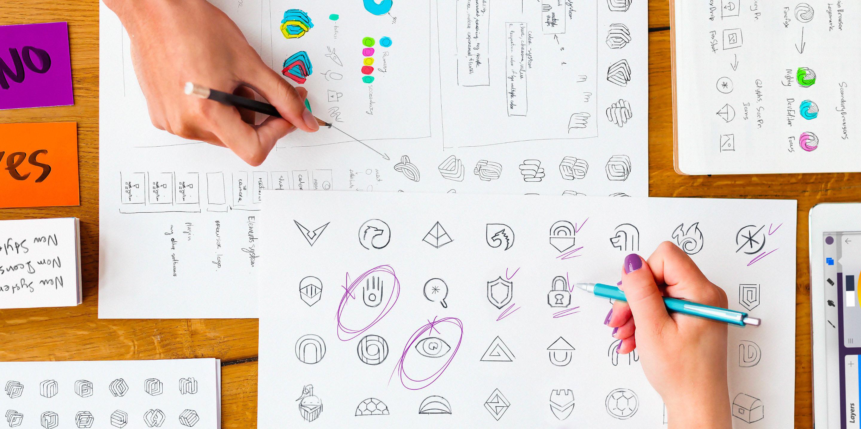 Firefox rebranding design funnel process