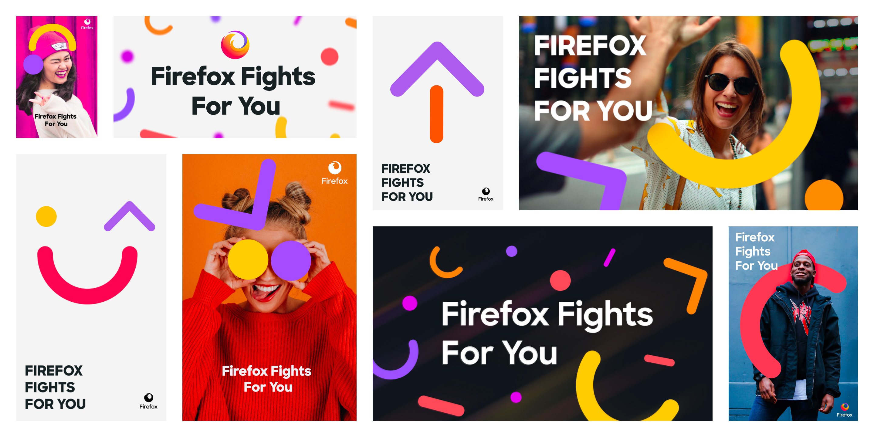 Firefox marketing campaign