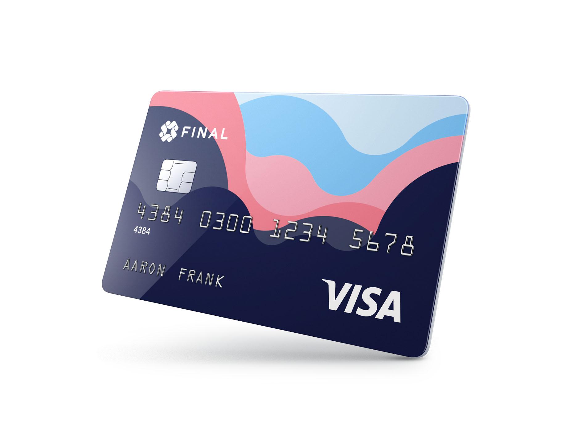 final credit card