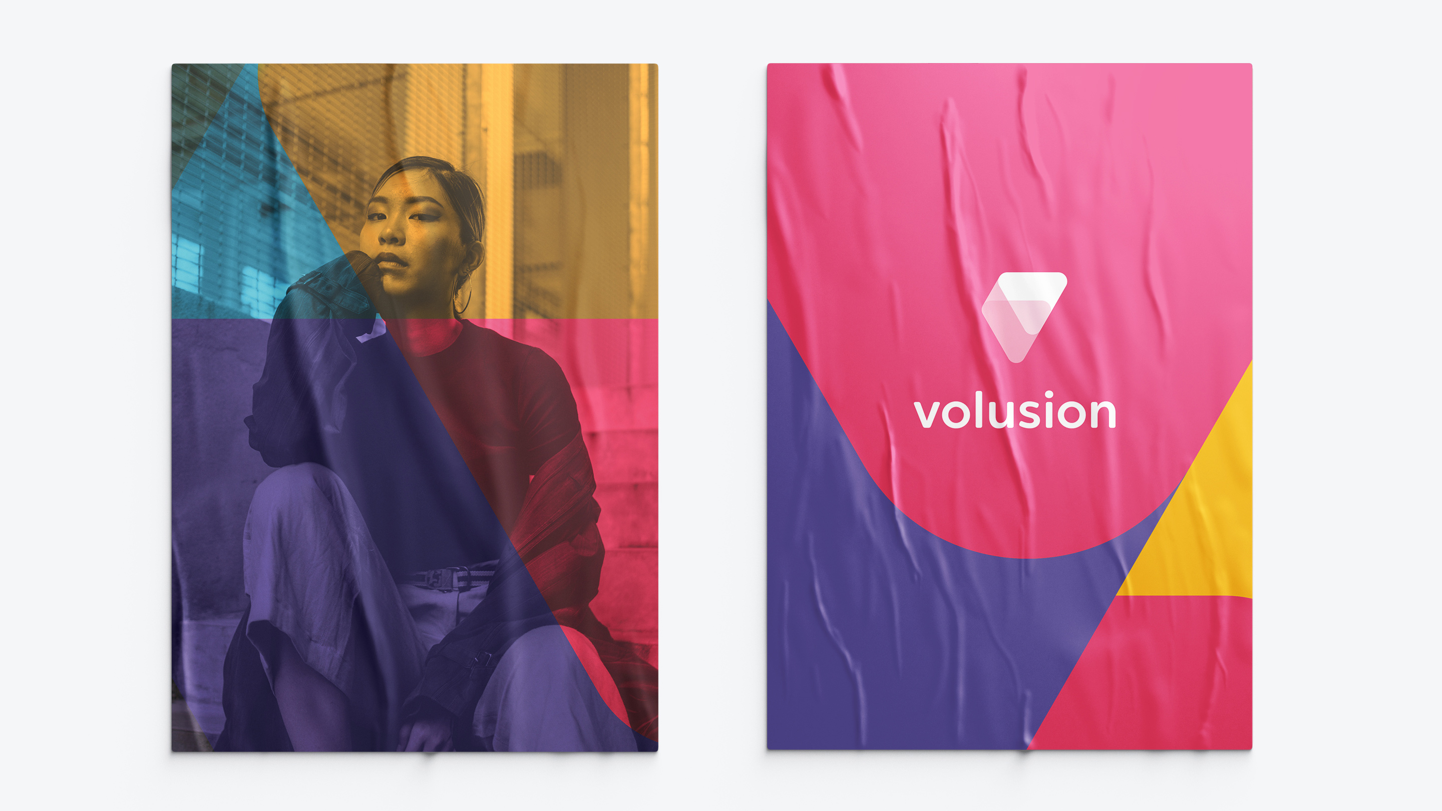 Volusion Branded Posters