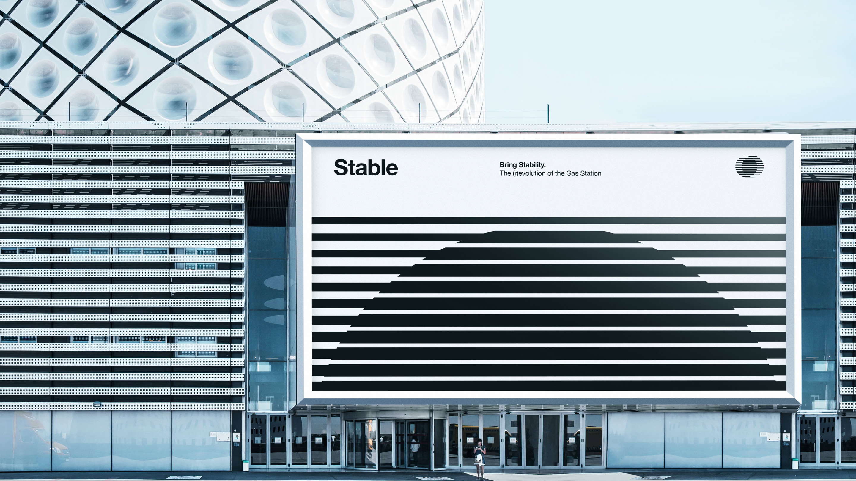 Stable billboard