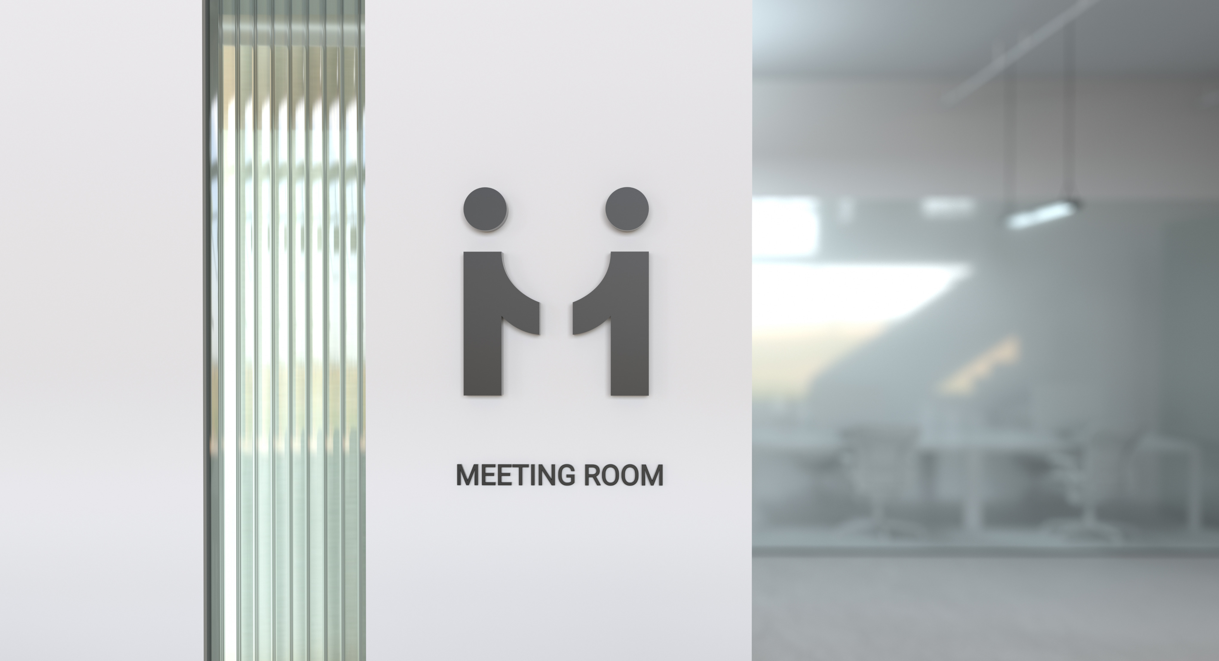 Atopa meeting room render