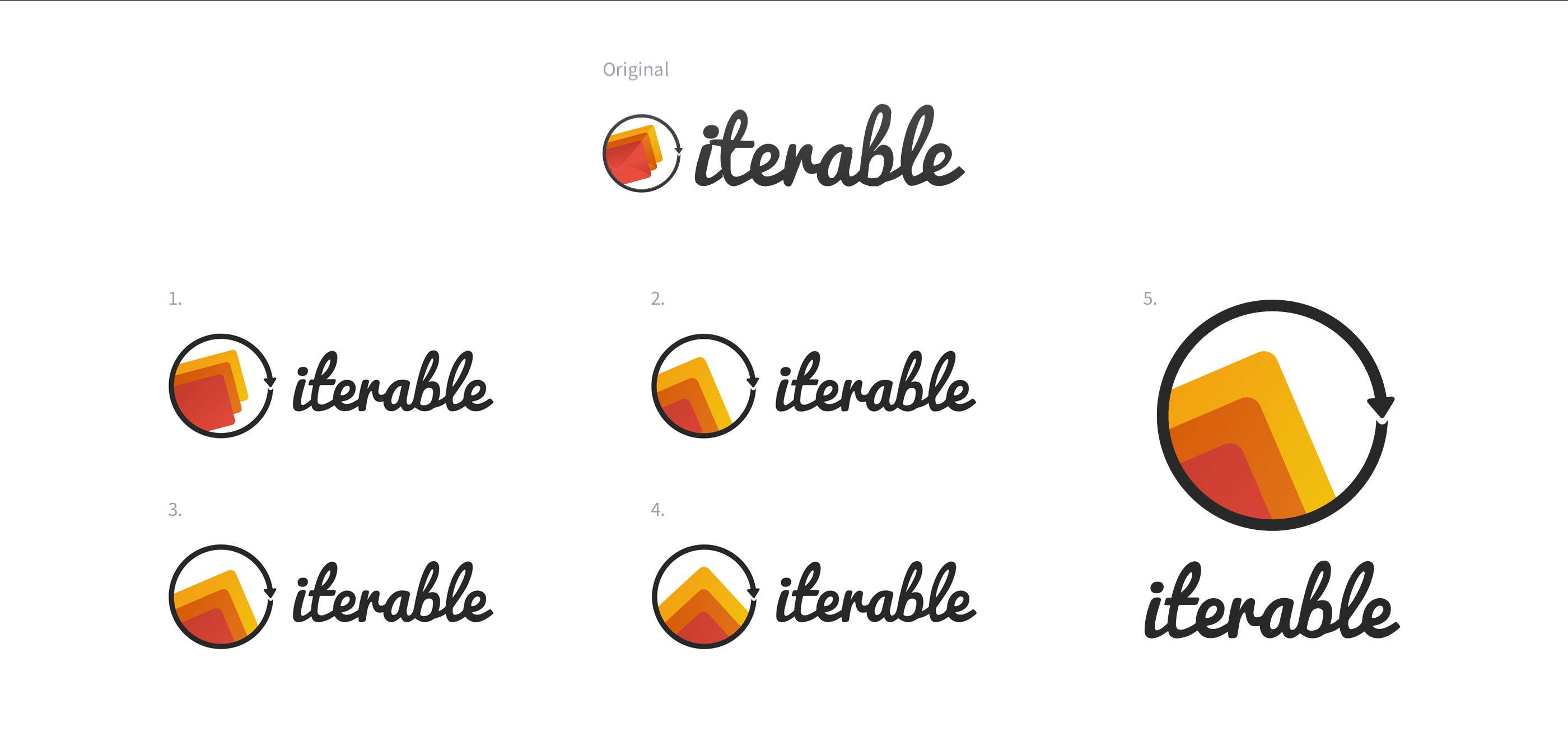 Iterable Logos