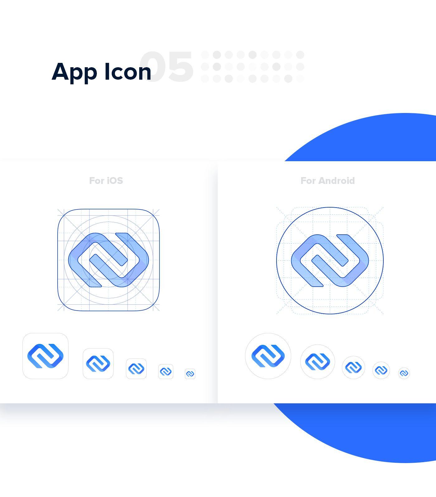 IronChain App Icons