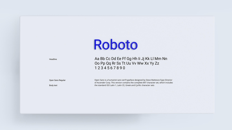 transcend typography