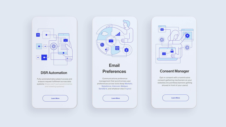 transcend mobile web design