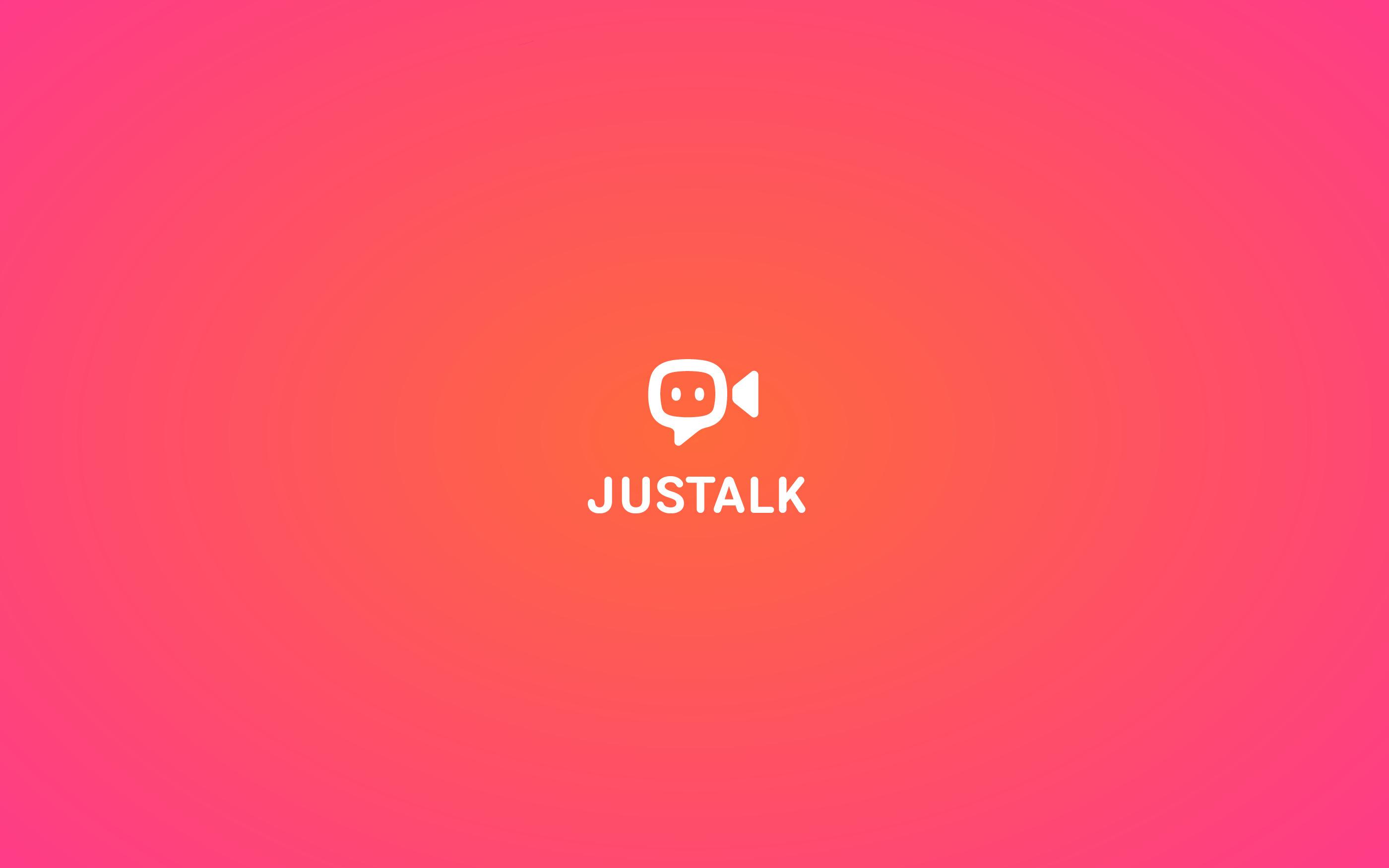 justalk logo