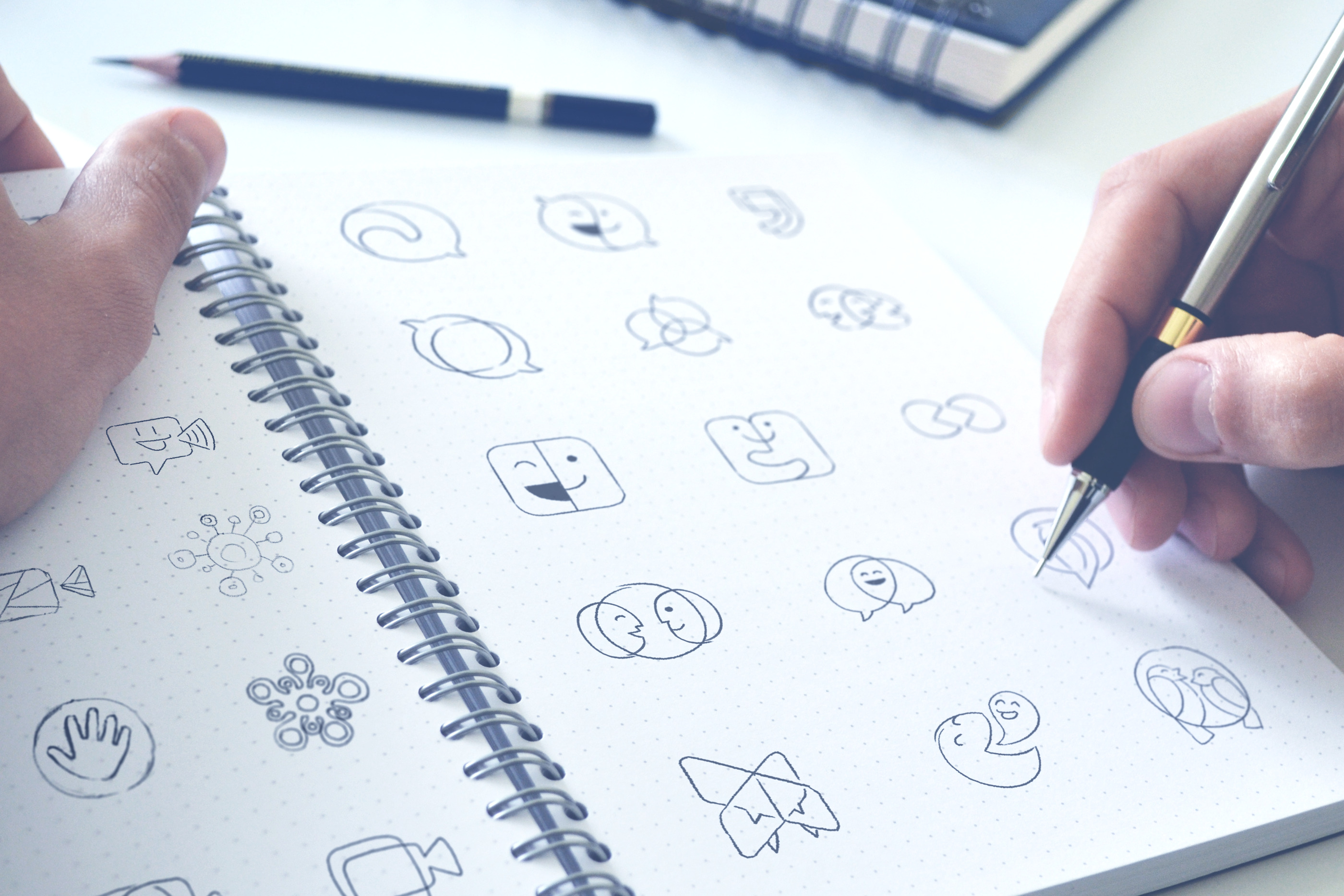 justalk sketches