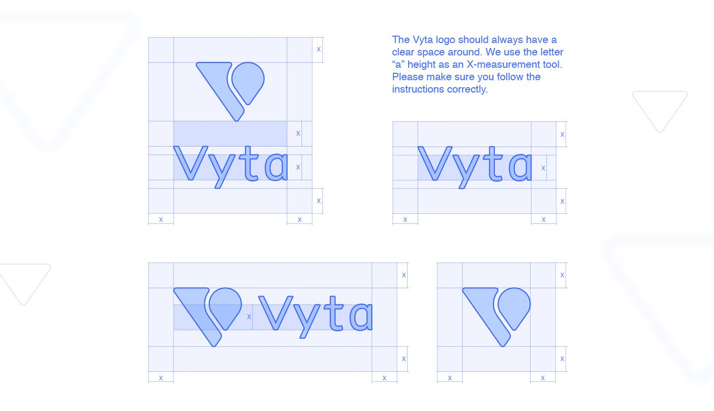 Vyta Logo Grid