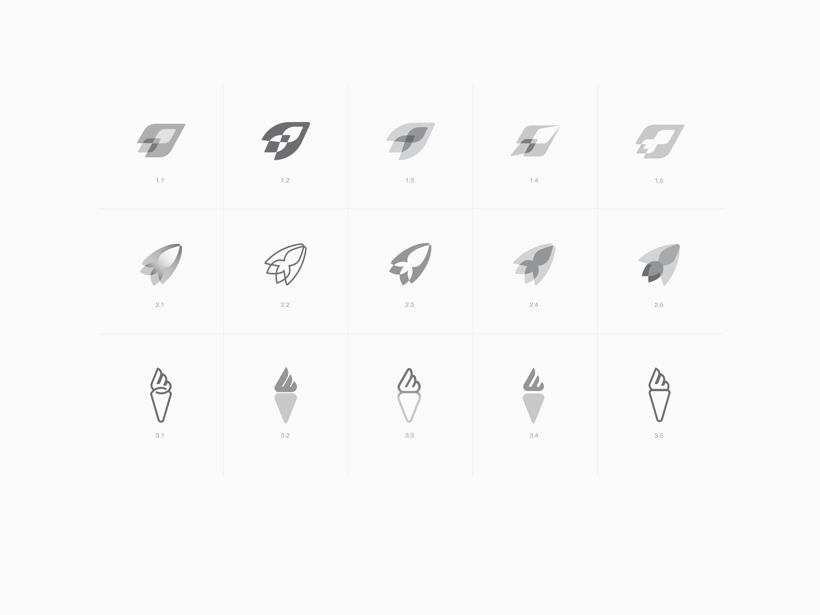 nelio icon shapes