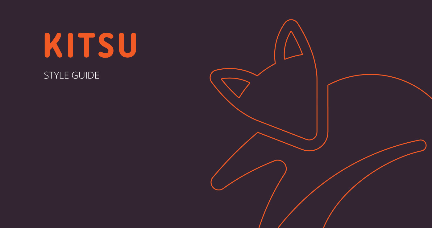 kitsu style guide