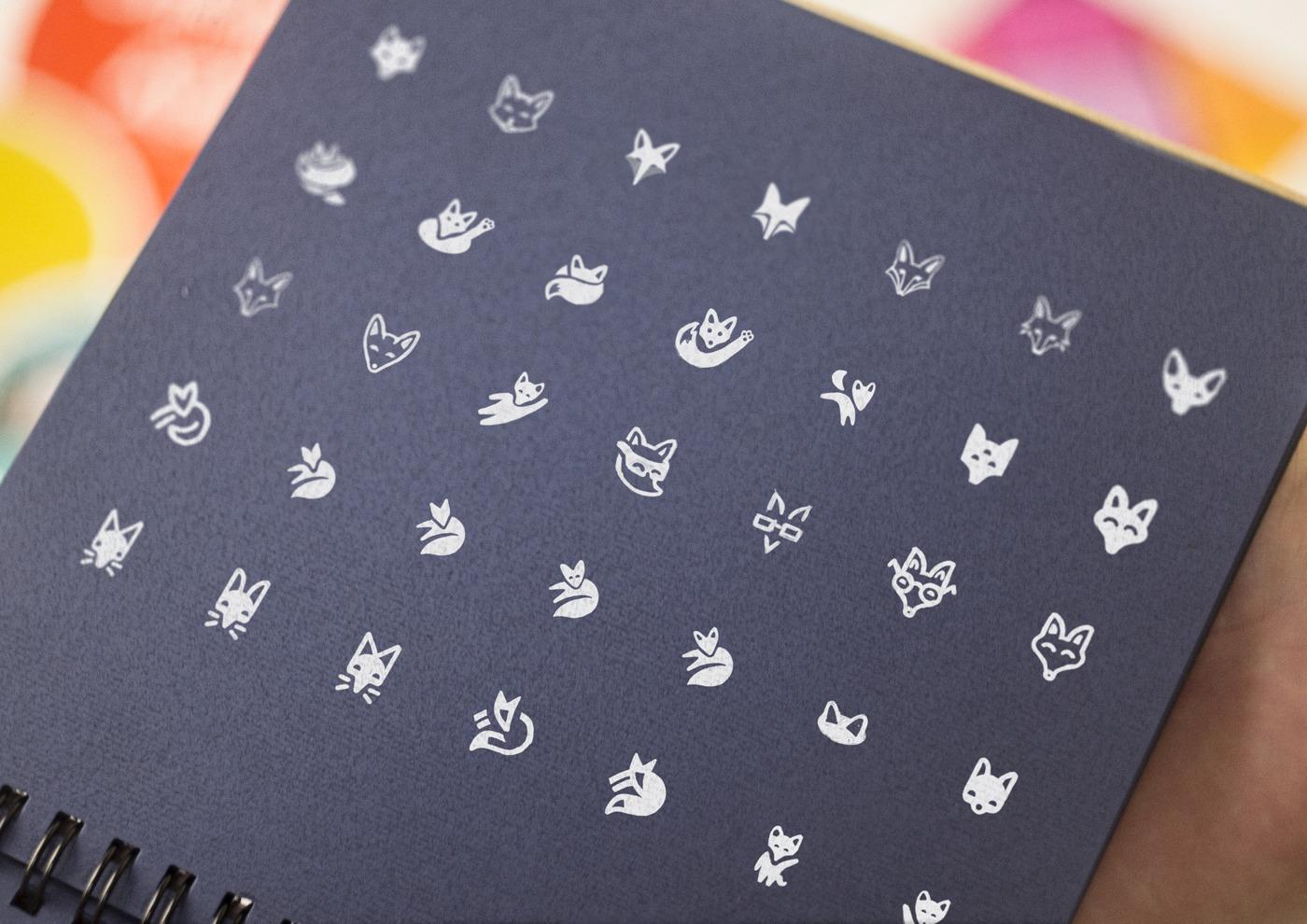 kitsu pictograms