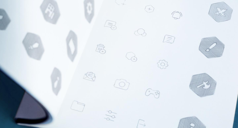 plexchat icon sketches