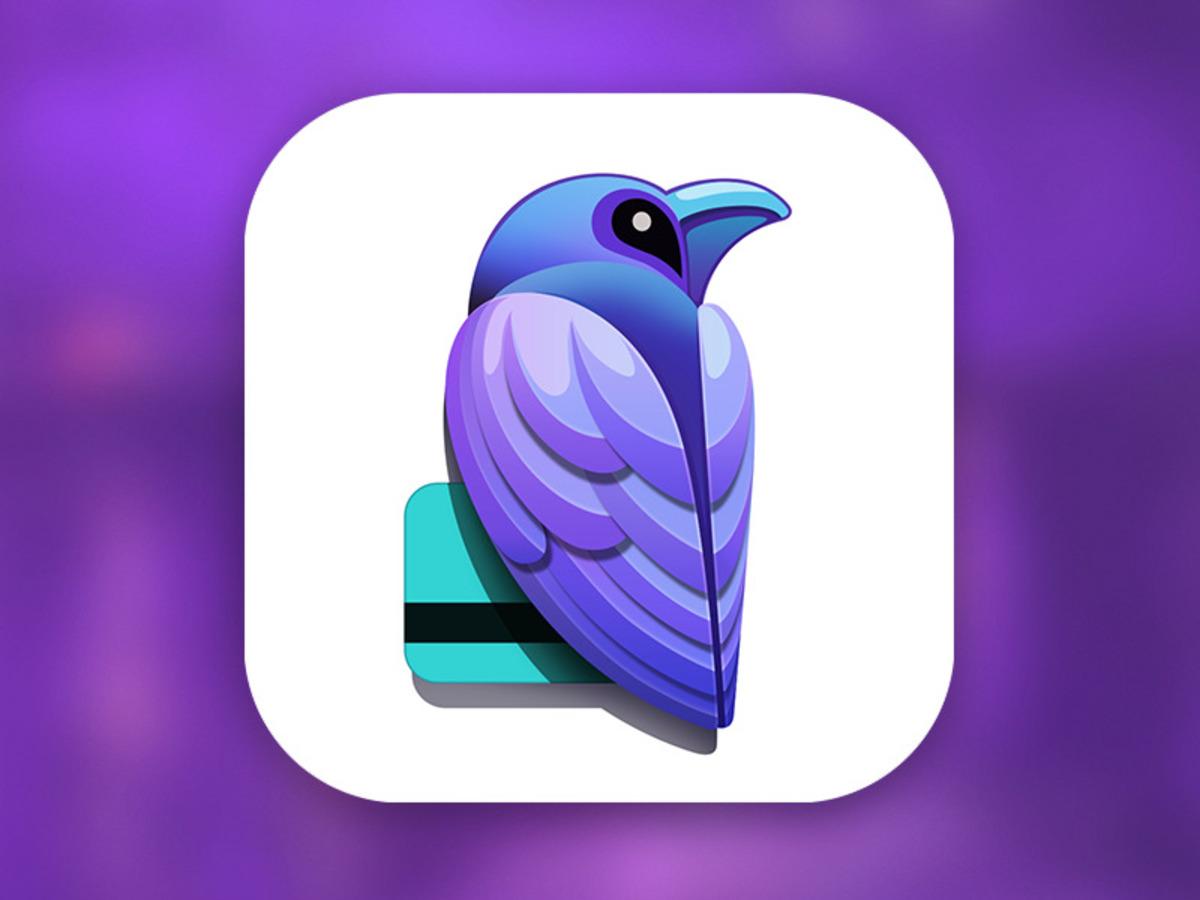 raven app icon